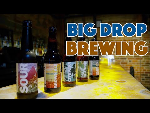�� The Big Drop Brewing Story Non Alcoholic & Gluten Free Beer