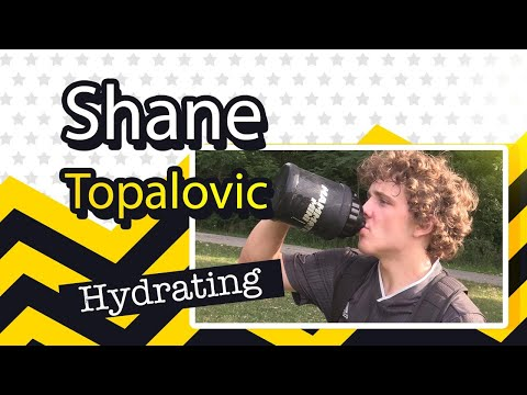Hydration with Shane Topalovic