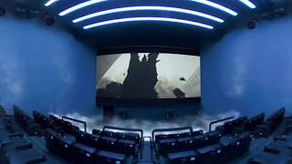 Rampage in 4DX | Inside the 4DX Theater 360º