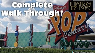 Disney's Pop Century Resort 2018 | All You Need To Know