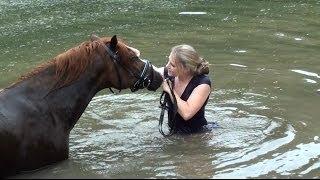 [FMA] Mit den Pferden am See