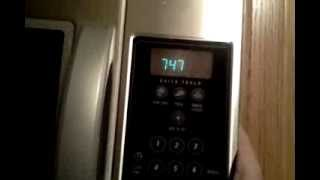 Whirlpool Microwave How To Set The Clock