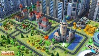 SimCity Buildit Princess' Tower