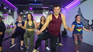 Bum Bum Tam Tam Remix - Mc Fioti, J Balvin by Cesar James Zumba Cardio Extremo Cancun
