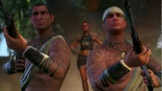 Far Cry 3 The Savages Trailer (Xbox 360, PS3 and PC) - VideoGamer