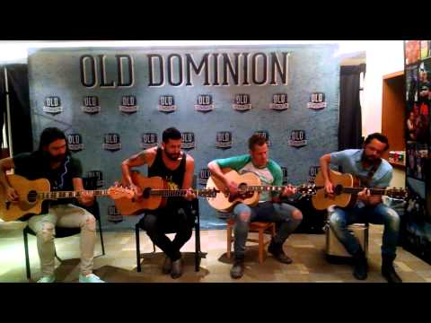 Old Dominion Nowhere Fast