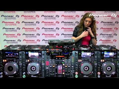 DJ Aisha (Nsk) @ Pioneer DJ Novosibirsk