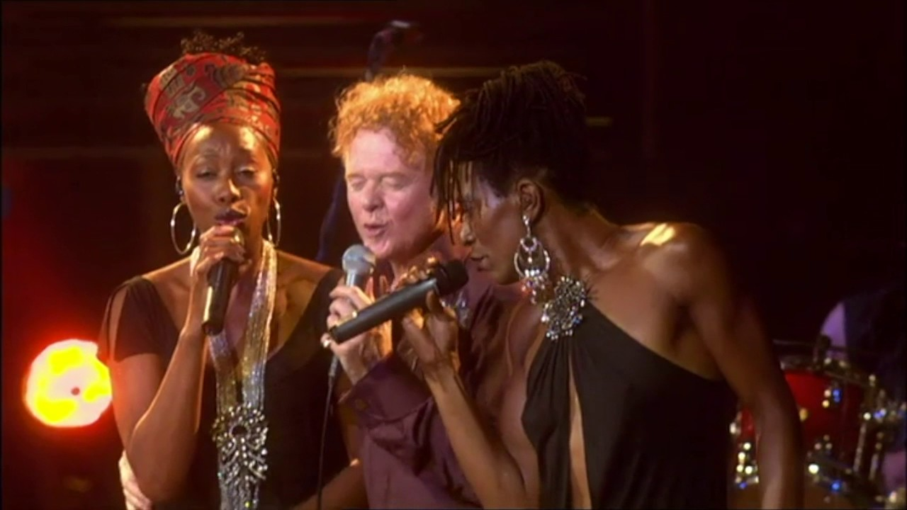 Simply Red Love Fire Live In Cuba 2005 Youtube