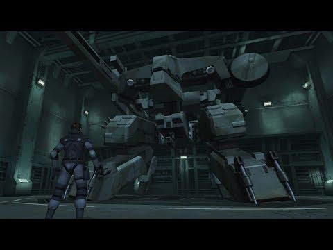 Metal Gear Solid Twin Snakes: Metal Gear Rex Boss Fight