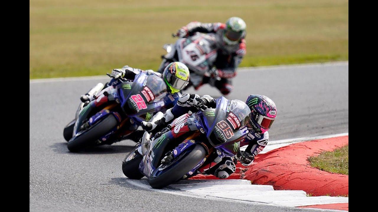 British Superbikes (BSB) 2021 Round 7 Snetterton Highlights