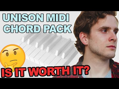 Unison MIDI Chord Pack   Demo & Review