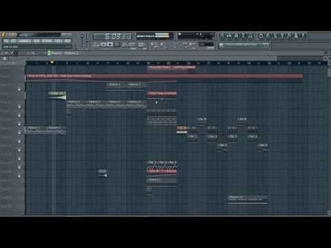Showtek & Justin Prime - Cannonball ( FL Studio Remake)