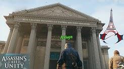 Épisode 1 assassin creed unity avec antiogm sur ps4