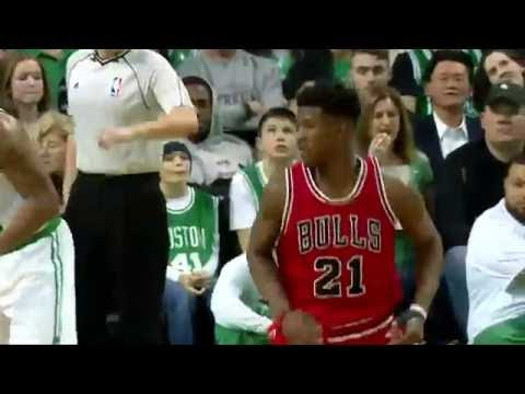 Jimmy Butler 2014-15 KIA NBA Most Improved Player - 7 May 2015