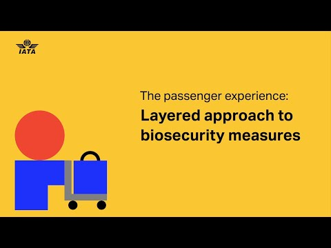 Passenger Experience: Temporary Biosecurity Measures