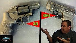 Bodyguard 380 vs. The Bodyguard 38 special +p