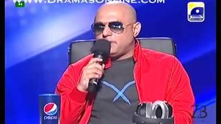 Zamad Baig Jia Dharak Dharak   Zamad Baig  in pakistan idol
