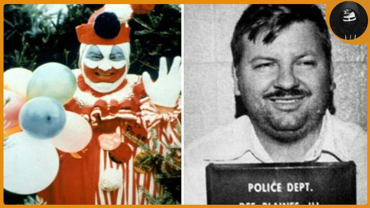 """قصة """"جون واين جيسي"""" المهرج القاتل و مغتصب الأطفال 🤡🔞"""