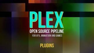 PLEX Add Plugins (Open Source Pipeline)