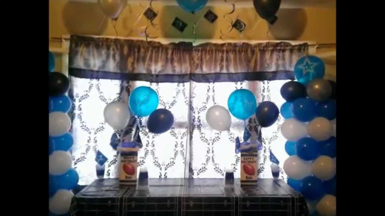 Captivating DALLAS COWBOYS PARTY IDEAS   YouTube