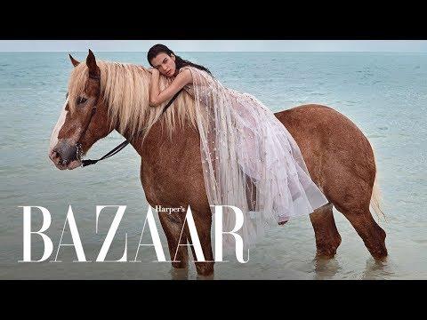 chic-unconventional-beach-wedding-dresses-|-harper's-bazaar