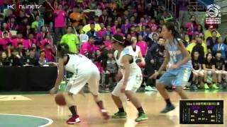 2015-2016 Nike全港學界精英籃球比賽-烈女
