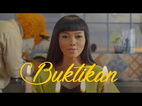 YURA YUNITA - Buktikan (Official Music Video)