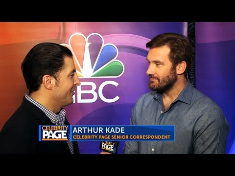 Inside Look: NBC's Taken With Clive Standen, Jennifer Beals & Brooklyn Sudano