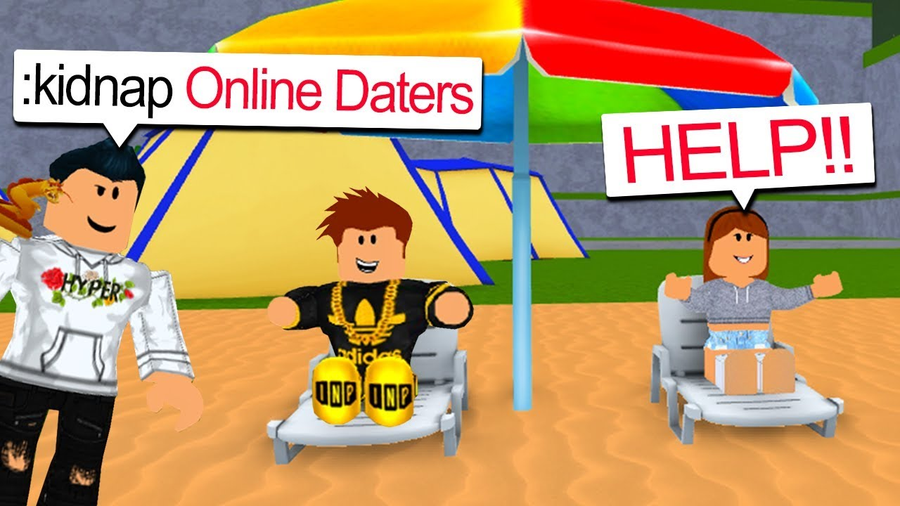 Kidnapping People On Roblox Admin Cmds Using Admin Commands To Kidnap Online Daters Roblox Youtube