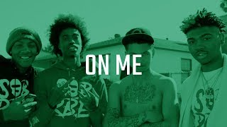 DJ Mustard | SOB x RBE Type Beat – On Me | Jacob Lethal Beats