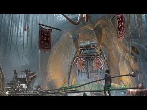 Syberia II Walkthrough part 5 - Youkol Village