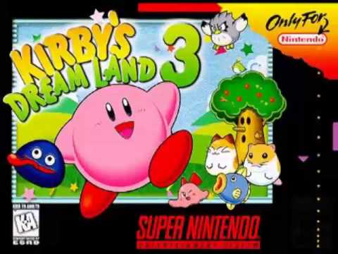 Kirby Dream Land 3 - Sand Canyon 1 Extended