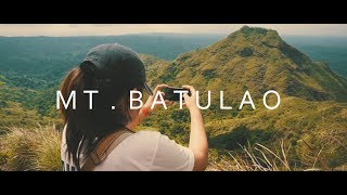 Hiking the trails of Mt. Batulao - Matt Komo Inspired Sony a6000 + GoPro Silver 3