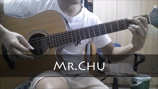(Apink) Mr.Chu - Fingerstyle Guitar Cover