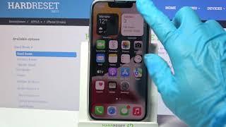 كيفية إيقاف تشغيل التدوير التلقائي للشاشة على iPhone 13 mini - تعطيل دوران الشاشة