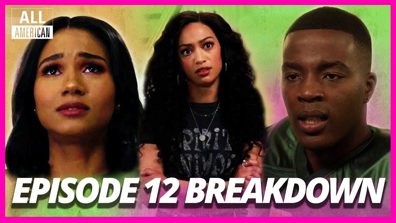 Download EVERYONE IS CHOOSING VIOLENCE & IT'S SENDING ME | THE CW ALL AMERICAN SEASON 3 EPISODE 12 BREAKDOWN