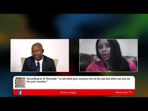 SierraCast TV - Tolongbo Live with Nmah Nabie 2