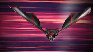 Super Bat Hero Flying Robot Transformation Games