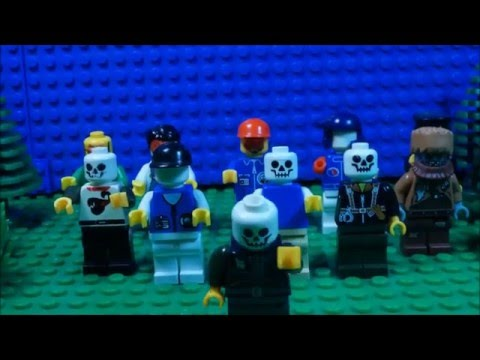 Игра Зомби блоки - играть онлайн