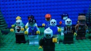 Lego Zombie война против тьмы 4 серия (1 часть)