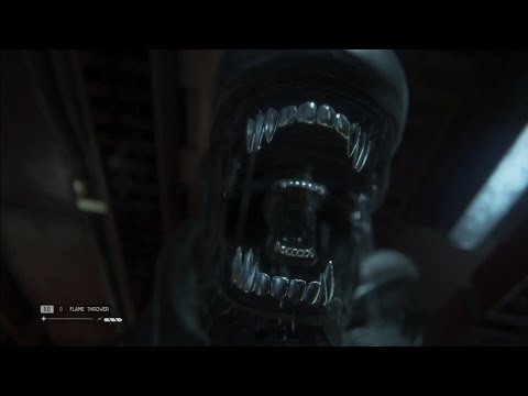 Alien Isolation (survival mode) - THESE GAMES AND THE TELEPORTATION BS!!! |