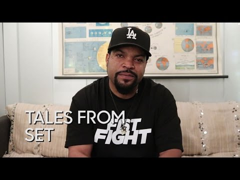 "Tales From Set: Ice Cube on ""Fist Fight"""