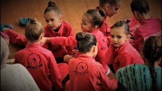Художественная гимнастика дети Весенняя ласточка турнир Коломна