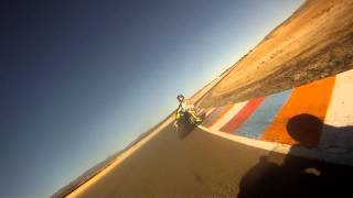 Neil Hodgson goon riding Almeria