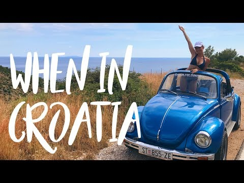 This Is Our Paradise (Croatia Trip 2017)