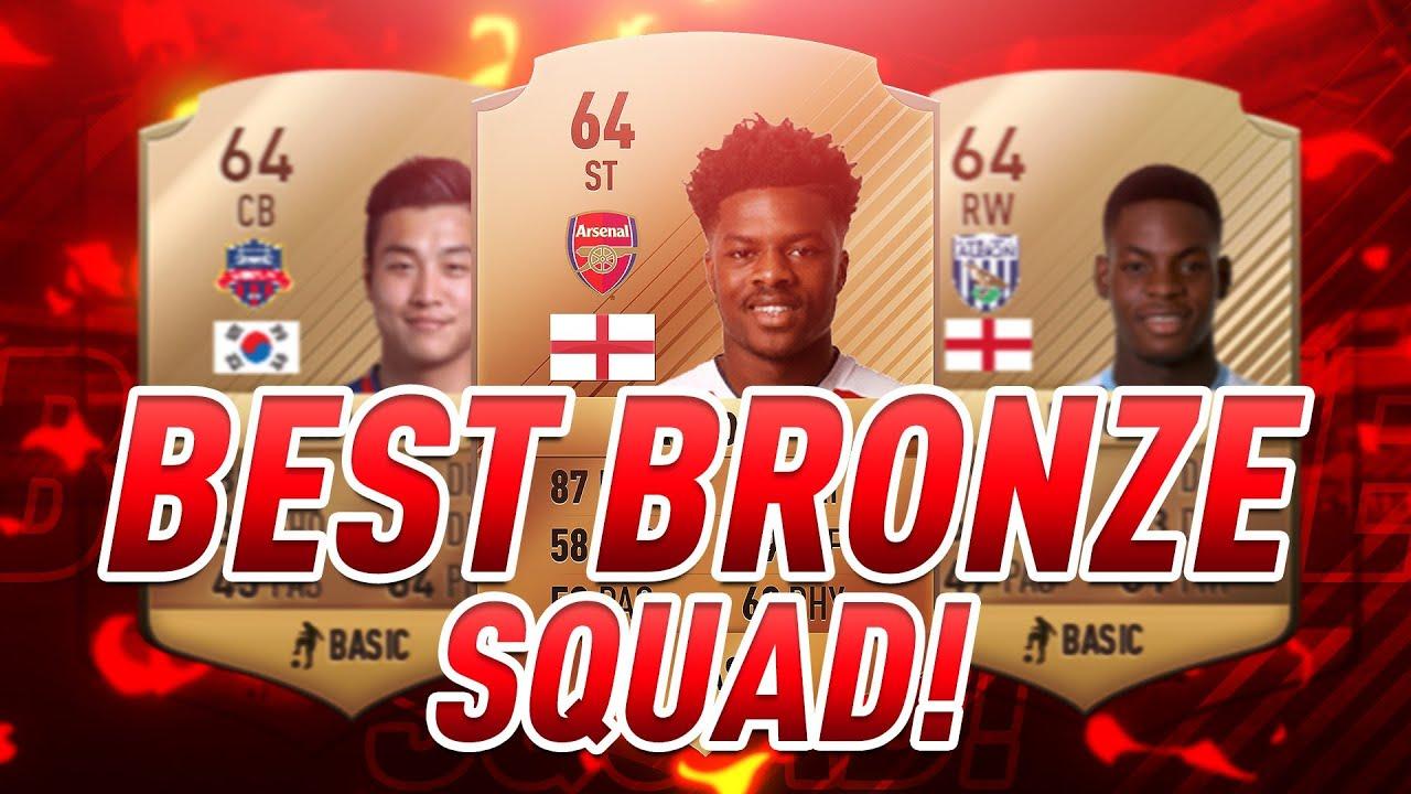 Best english bronze players fifa 2018 fifa 18 skills keyboard
