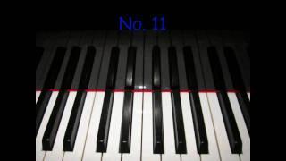 Maurizio Pollini plays Chopin Etudes Op.10 (3/3)