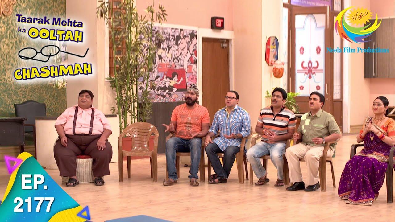 Download Taarak Mehta Ka Ooltah Chashmah - Episode 2177 - Full Episode