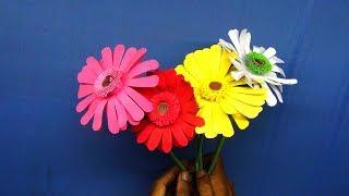 Gerbera Paper Flower