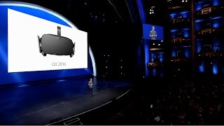 Oculus Connect 2 Keynote Livestream 2015 full